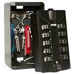Picture of Push Button Key Safe