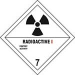 Radioactive I  7 Diamond Labels