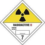 Radioactive II 7 Diamond Labels