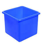 Picture of Rectangular Straight Side Plastic Tanks