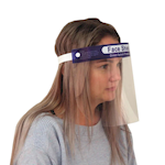 Picture of Reusable Face Shield With Comfort Foam (pack of 10)
