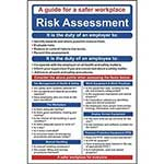 Picture of Risk Assessment Poster / Wall Chart