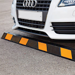 Picture of Rubber Vehicle Parking Stop - 1650mm Long