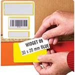 Picture of Self Adhesive Label Pouches for shelving & racking (Packs of 100)