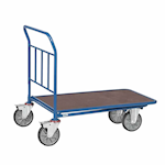 Picture of Single Deck Cash and Carry Trolley