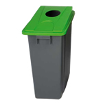 Slim Bin Recycling Bins 60 & 80ltr