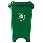 Picture of 50L Bin with Feet