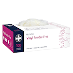 Picture of  Vinyl Powder-Free Gloves - Pack of 100