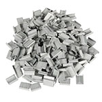 Picture of Snap On Seals for steel strapping (box of 2000)