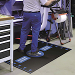 Picture of Social Distancing Anti-Fatigue Mats