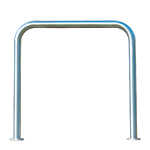 Picture of Stainless Steel Bike Hoops