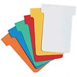 Picture of Standard T-Cards 170gsm card in packs 200