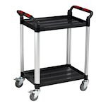 Picture of Utility Tray Trolleys with 2 Shelves