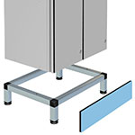 Picture of Stands for Probe Zenbox Aluminium Lockers
