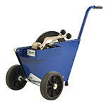 Picture of Steel Strapping Cradle Trolley