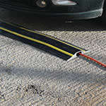 Picture of Temporary Traffic Calmer & Cable Protector