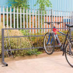Picture of Traditional Cycle Racks for 6 or 8 Bikes
