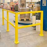 TRAFFIC-LINE Medium Duty Impact Protection Railing