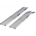 Picture of Ultralight-Combi Folding and Telescopic Access Ramp