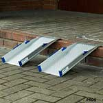 Picture of Ultralight-Rigid / Handi Wheelchair Kerb Ramps