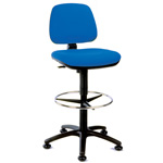 Picture of Upholstered High Lift Counter Chair