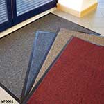 Vynaplush entrance mats