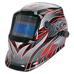 Picture of Welding Helmet with Auto Darkening Shade 9-13