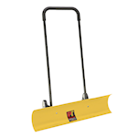 Picture of Wheeled Snow Blade with easy grip handle