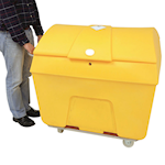 Picture of Clinical Waste Trolley