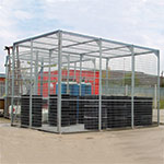Mesh Storage Cages