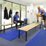 Picture of Changing Room Benches
