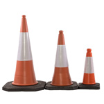 traffic-barriers-cones