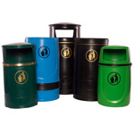 Picture of Outdoor Litter Bins