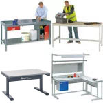 Picture of Industrial Workbenches