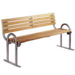 Picture of Outdoor Bench Seating