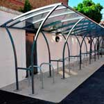 Picture of Bike Shelters