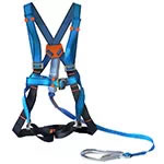 Picture of Safety Harnesses and Fall Restraint Lanyards