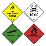 Picture of Hazard Labels