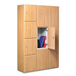 Picture of Wood / Laminate Door Lockers