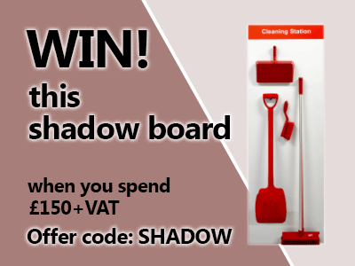 Win a Shadow Board when you spend £150 at ESE Direct with code SHADOW