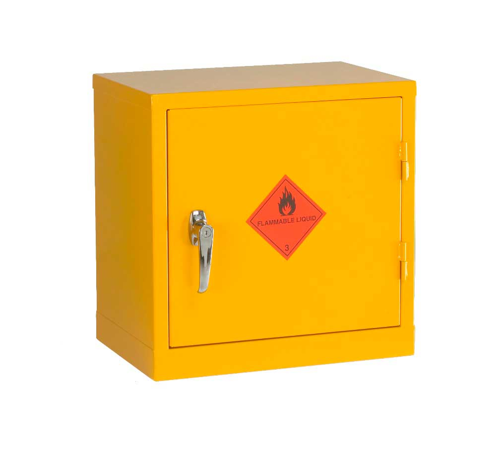 Flammable Liquid Storage Cabinets Cupboards ESE Direct - Fireproof chemical cabinet