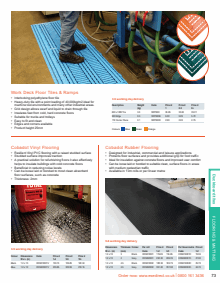 View catalogue page: 73