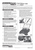 Sealey Industrial Floor Sweeper Instructions and Parts Diagram PDF
