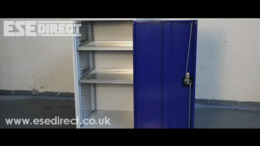 View the TC Single and Double Door Cupboards video