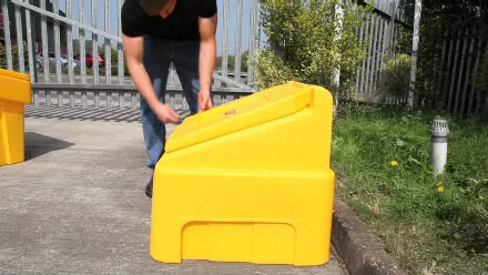 View the Heavy Duty Grit Bins - 200kg video