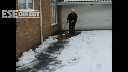View the Push Along Snow Plough video