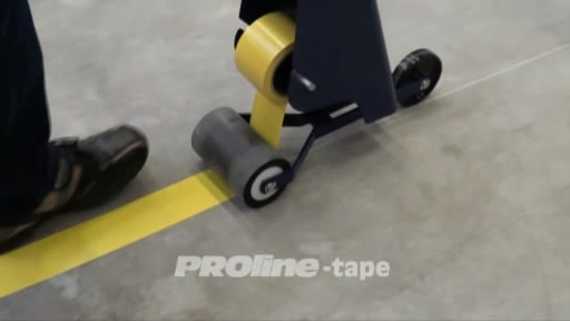 View the TAPEliner Floor Tape Applicator video