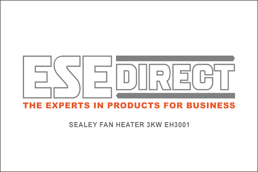 View the Sealey Industrial Fan Heater 3kW With 2 Heat Settings video