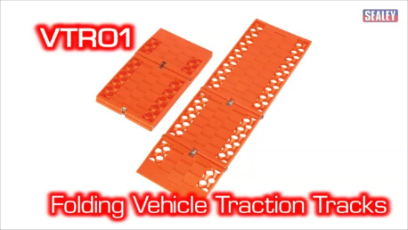 View the Sealey Vehicle Traction Tracks video