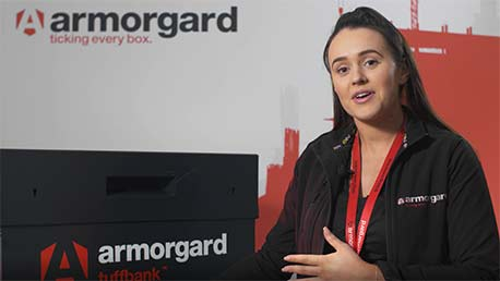 View the Armorgard TuffBank Van Box Tool Vault video
